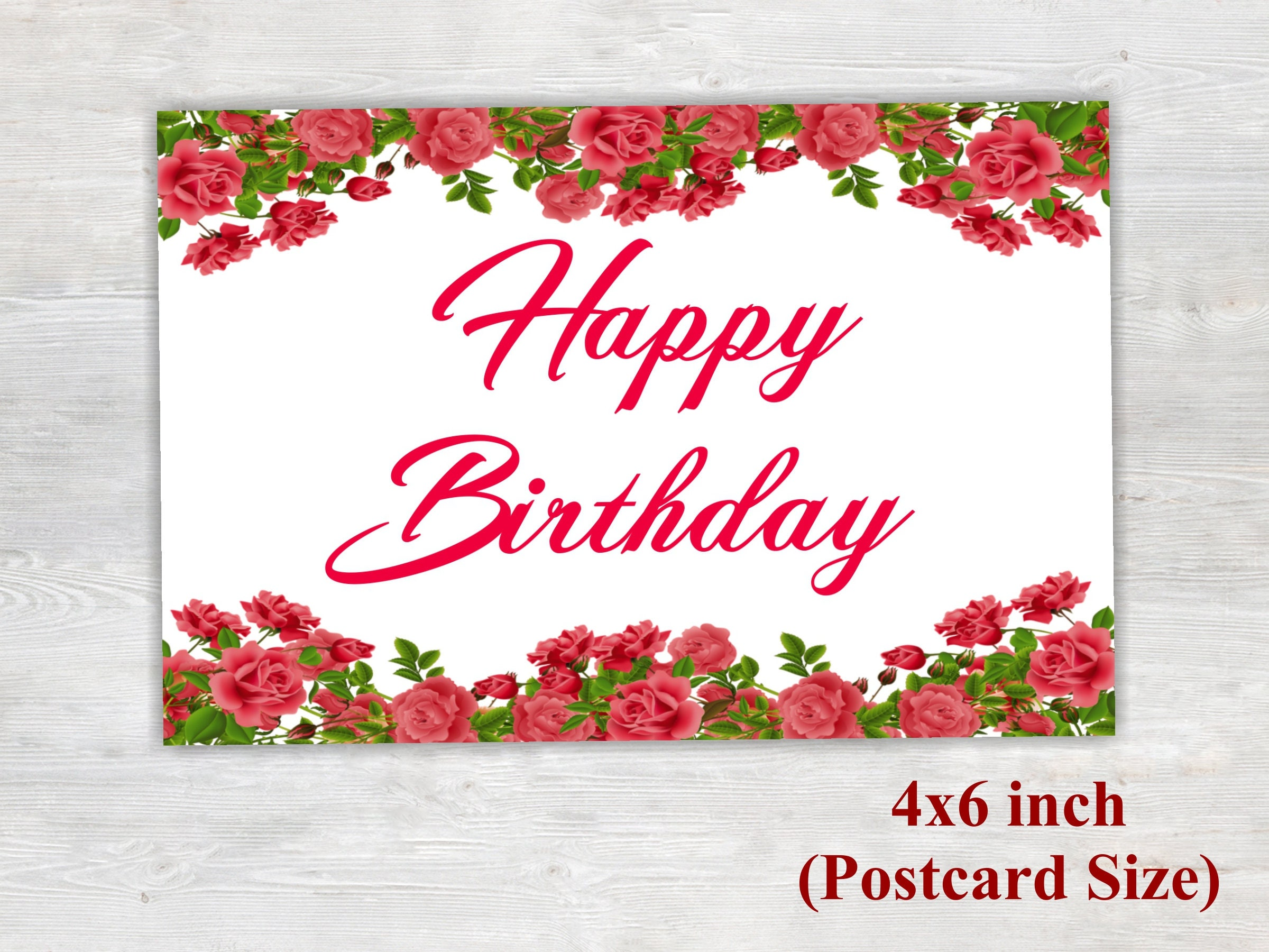 Birthday Card Print Out Image collections Free Birthday Cards