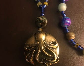 Octopus Locket !