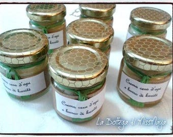 Nourishing Cream beeswax and shea butter