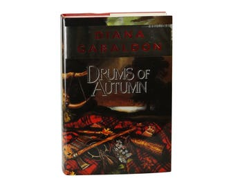 Drums of Autumn ~ SIGNED by DIANA GABALDON ~ First Edition ~ 1st Print Outlander