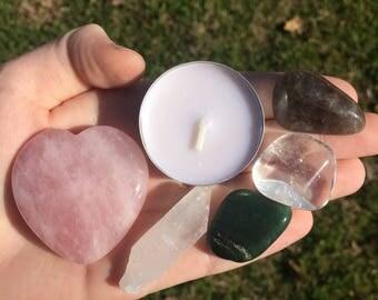 Love Altar Crystal Set
