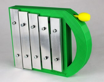 3D Printed Xylophone