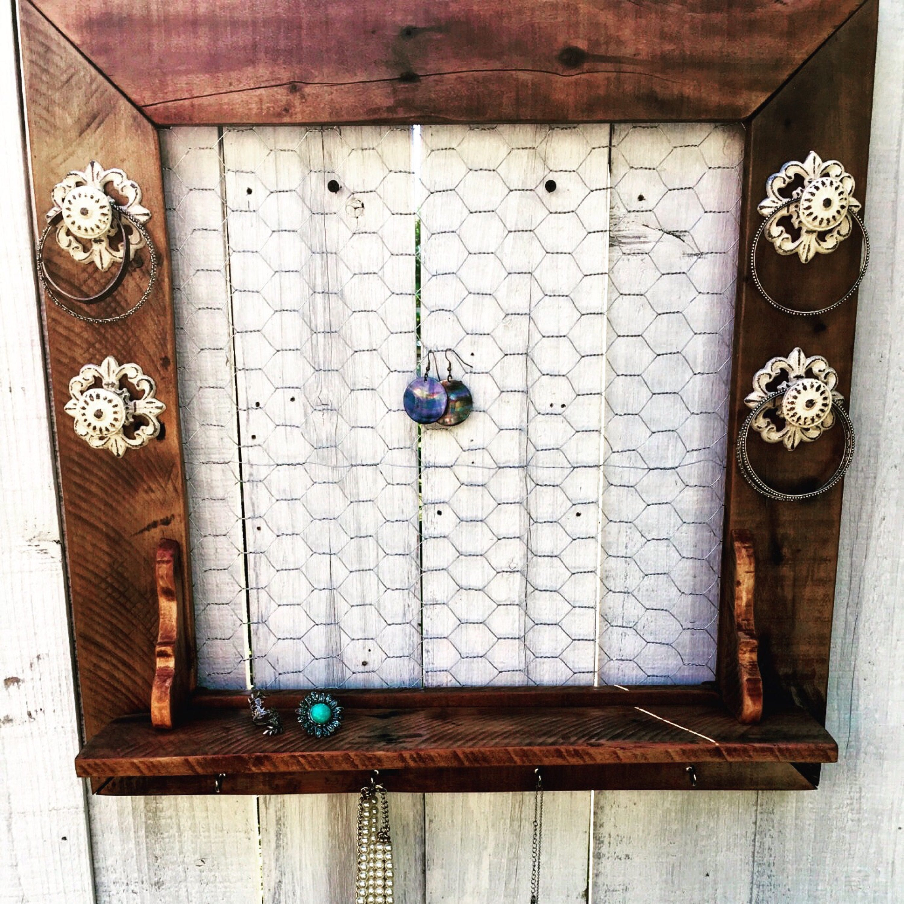 Jewelry Organizer Wall Jewelry Holder And Organizers On: Wall Jewelry Holder Wall Jewelry Organizer Christmas Gifts