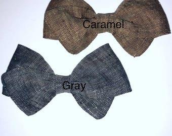 classic bows linen