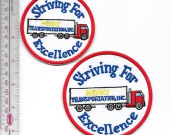 Vintage Trucking & Van lines Missouri Henry Transportation Inc Hazelwood, MO