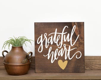 Wood grateful sign Wood christian sign Wood sign grateful Gather sign wood Gather wood sign Rustic gather sign Wood gather sign Gather sign
