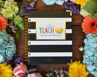 The Official Get Your Teach On Classroom Planner