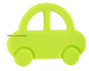 Car Silicone teether
