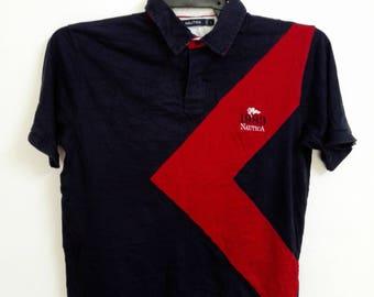 Nautica Polo Shirt Size Large