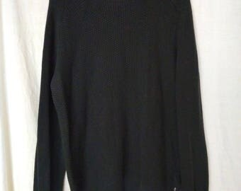 Levis Levi Strauss & Co Mens Sweater Jumper Size XL Cotton Used Condition