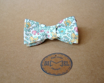 Bow tie adjustable liberty to order