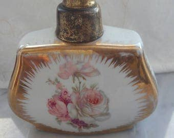 Antique Perfume Bottle Limoges years 1950