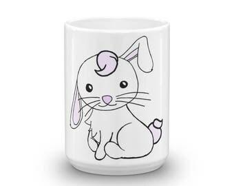 Cute Bunny Mug