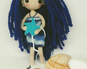 amigurumi doll, doll crochet, amigurumi girls, amigurumi doll crochet, gift for christmas, gift for girls