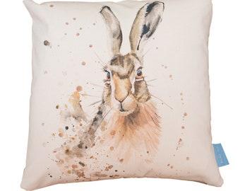 Hazel Hare Cushion
