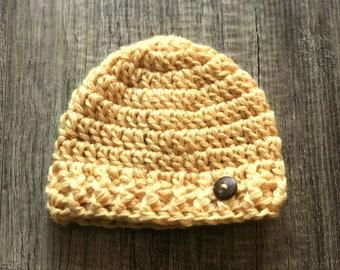 Crochet Baby Hat - Winter Hat
