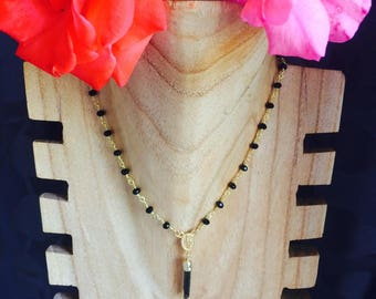 Paulina - symbolic elegance and sophistication - unique jewelry necklace