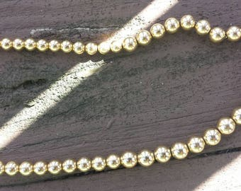 Vintage 14 karat gold filled necklace. Ships free