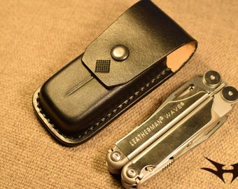 Leatherman Wave Leather Sheath/Leather Pouch