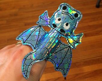 Dragon Finger Puppet For Kids