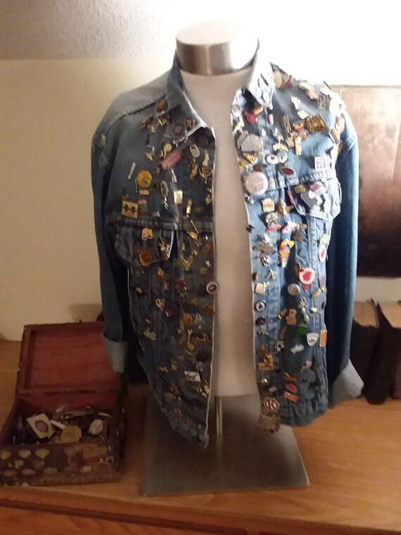 Pin Jacket Levi's