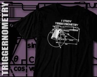 Gun Shirt, 2nd Amendment TShirt, Gun Lover, Pro Gun Rights Shirt