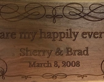 Custom signs and plaques
