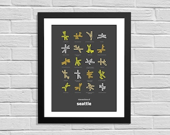 Intersections of Seattle