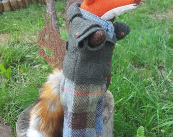 NOW SOLD Mr Fox