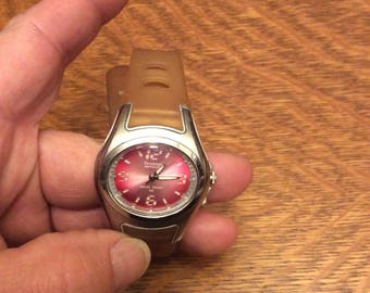 Vintage Armitron wrist watch for her