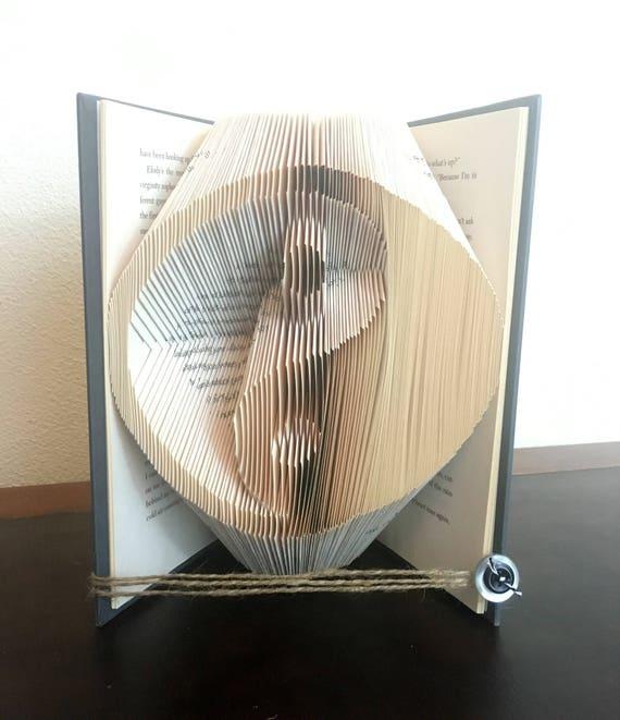 Yin Yang Book Fold