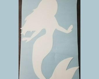Mermaid Vinyl Decal