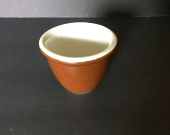 Vintage StoneWare by Hall, Made in USA, Hall 352, Herb Bowl,Ramekin,Kitchen,Replacement Hall, Farmhouse, Vintage Hall Pottery, Americana