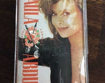 Paula Abdul Forever Your Girl Cassette Tape