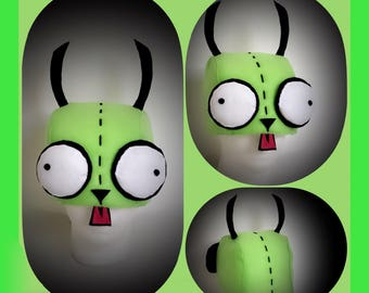Invader Zim Gir Hat