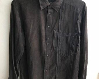 Vinatge of MARITHE FRANCOIS GIRBAUD Shirt
