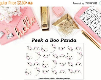 40% Off Sale Peek a Boo Panda