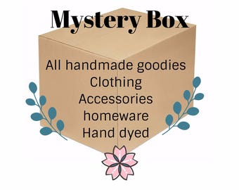 Mystery Box - Mystery Box Accessories - Mystery Box Clothing - Surprise Box - Grab Bag - Mystery Bag - Mystery Box Cute - Mystery Grab Bag