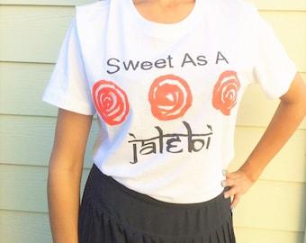 Sweet as a Jalebi