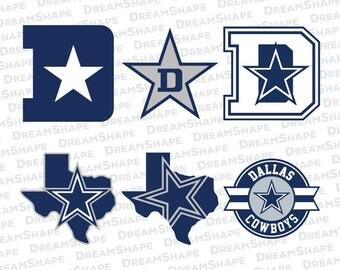 Dallas Cowboys SVG, American Football SVG Cut Files, Dallas Cowboys Football, Dallas Cowboys Cut, Dallas Cowboys SVG Files, Instant Download