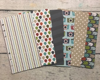 PERSONAL Sized Novelty Dashboard and Divider Inserts   Filofax, Day Planner, Franklin Covey, Kikki K, Gillio