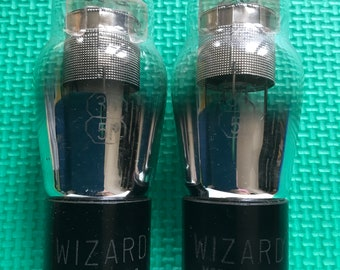 Matched Pair Wizard Type / Number 35 51 #35 #51 Tubes