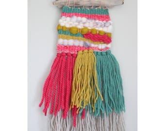 Mini Weave/Woven Wall Hanging