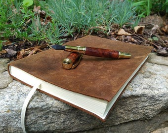 The Koa Wood Fountain Pen