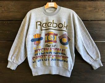 Vintage 80s/90s Reebok Sweatshirt