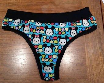 Custom Woman's Thong Underwear
