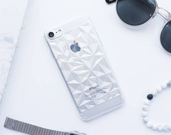 Clear Crystal iPhone Case iPhone 8 Case iPhone 8 Plus Case iPhone 7 Case iPhone 7 Plus Case iPhone 6s Case iPhone 6s Plus Case iPhone 6 Case