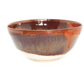 Bowl 128, Contemporary abstract style, Handmade pottery