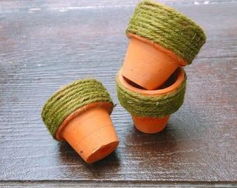 LB - Little Clay Pot