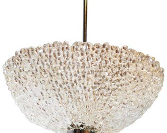 Lucite Chandelier by Austrolux